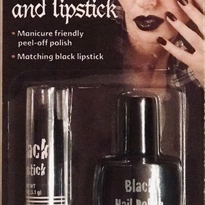 Black Lipstick Kit